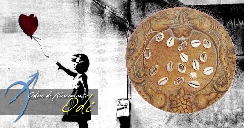 Arole Cultural | Odu de Nascimento | ODI: Não há caminho fácil quando a dor vem do coração! Acesse o site e descubra mais sobre a regência de Odi sobre os seus...