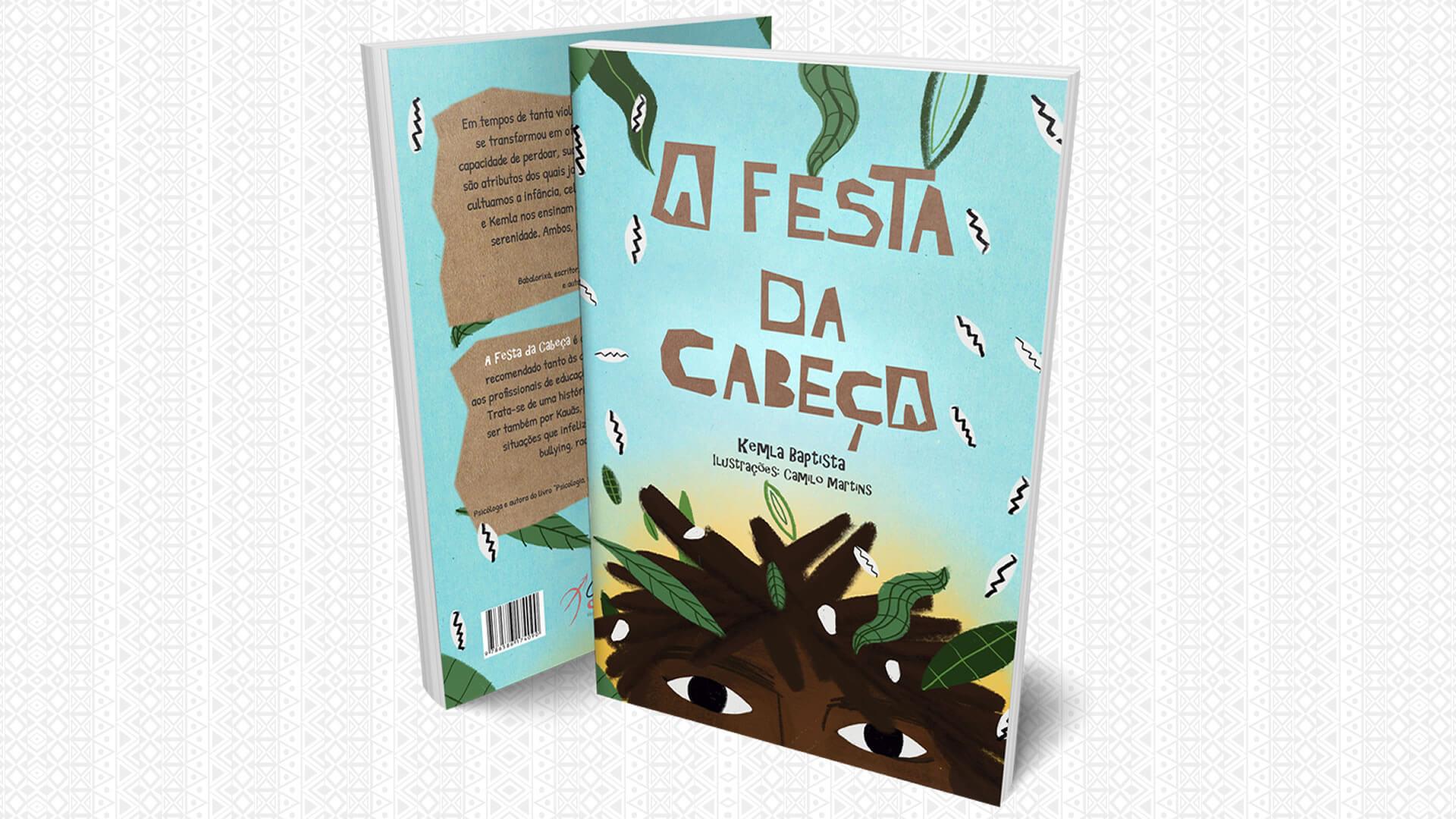 Arole Cultural | Escrito pela educadora, contadora de histórias e equede de Candomblé, Kemla Baptista, o livro é uma importante lição sobre auto-cuidado e a...