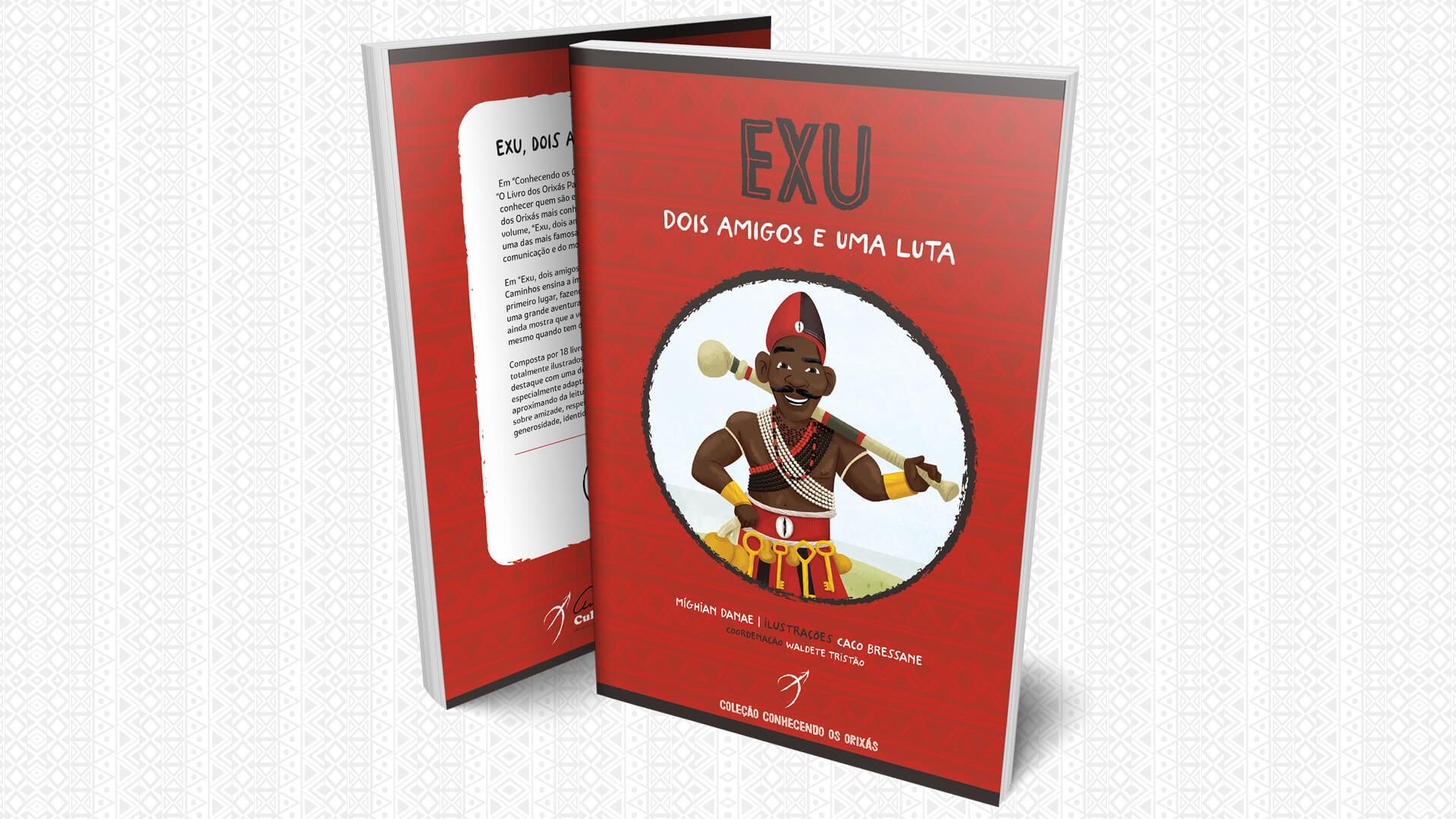 Arole Cultural   Livro infantil ensina às crianças sobre os Deuses Africanos e a importância de respeitar os diversos pontos de vista